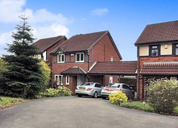 Thumbnail 3 bedroom detached house for sale in West Vale, Radcliffe