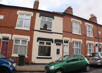 Thumbnail 3 bed terraced house to rent in Avon Street, Leicester