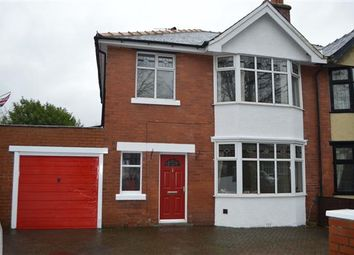 Thumbnail 3 bed semi-detached house to rent in Isleworth Drive, Chorley