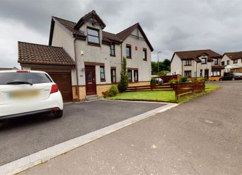 Thumbnail 3 bed semi-detached house for sale in Bankton Drive, Livingston