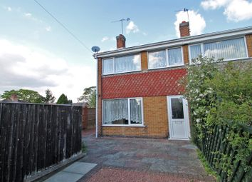 Thumbnail 3 bed property for sale in Brackendale Avenue, Arnold, Nottingham
