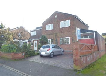 Thumbnail 5 bedroom detached house for sale in Lockhart Close, Dunstable