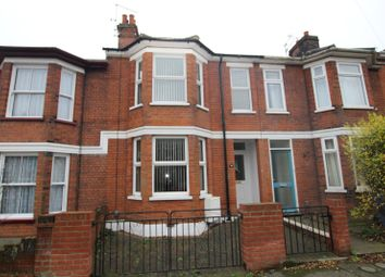 Thumbnail 3 bedroom terraced house to rent in Philip Road, Ipswich