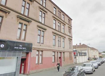 Thumbnail 1 bedroom flat for sale in 277, Saracen Street, Flat 0-2, Glasgow G225Jx