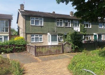 Thumbnail 2 bed terraced house to rent in Deene Court, Ravensthorpe, Peterborough