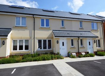 Thumbnail 3 bed terraced house for sale in Beach Drive, Shorehaven, Cosham, Portsmouth