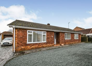Thumbnail 3 bed detached bungalow for sale in Glebe Road, Downham Market