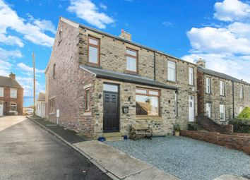 Thumbnail 4 bed semi-detached house for sale in Spencer Street, Skelmanthorpe, Huddersfield