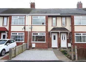 Thumbnail 2 bedroom terraced house for sale in Danube Road, Hull