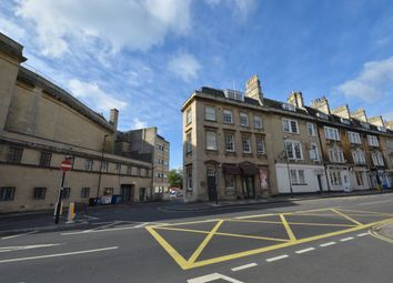 Thumbnail 2 bed flat to rent in St. James's Parade, Bath