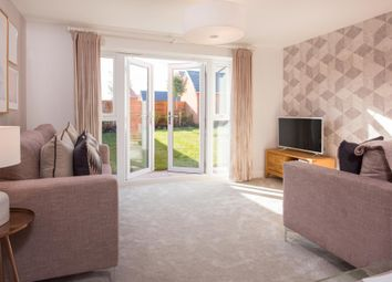 "Thumbnail 3 bedroom end terrace house for sale in ""Norbury"" at Beech Croft, Barlby, Selby"