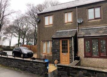 Thumbnail 3 bed property to rent in Maes Y Garth, Minffordd, Penrhyndeudraeth