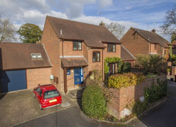 Thumbnail 3 bed detached house for sale in Walnut Tree Court, Red Cross Road, Goring, Reading