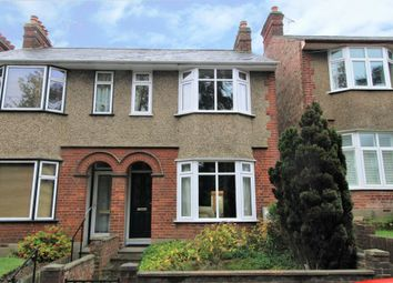 Thumbnail 3 bed semi-detached house for sale in Brook Street, Colchester