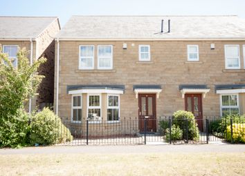 Thumbnail 3 bed semi-detached house for sale in Spring Park, Bedlington