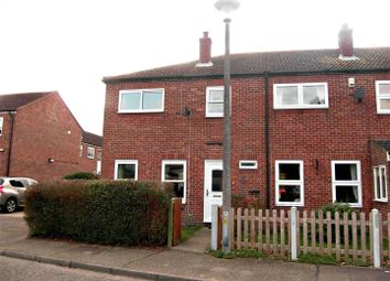 Thumbnail 3 bed semi-detached house for sale in The Crescent, Great Horkesley, Colchester