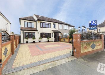 Thumbnail 6 bed semi-detached house for sale in Upminster Road North, Rainham