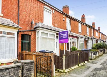 Thumbnail 3 bed terraced house for sale in Newlands Road, Birmingham