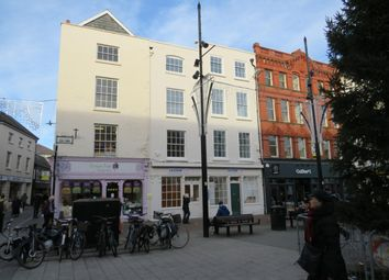 Thumbnail 2 bed flat to rent in High Town, Hereford