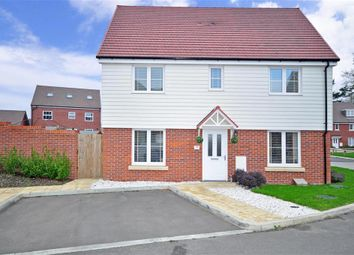 Thumbnail 3 bed link-detached house for sale in Moorhen Road, Maidstone, Kent