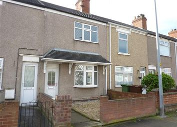 Thumbnail 3 bed terraced house for sale in Lambert Road, Grimsby