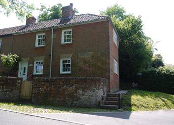 Thumbnail 2 bed end terrace house to rent in Monastery Road, Edington, Westbury