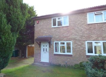 Thumbnail 2 bed semi-detached house for sale in Blake Close, Blacon, Chester, Cheshire