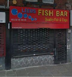 Thumbnail Retail premises to let in Roundhay Road, Harehills, Leeds, Westyorkshire