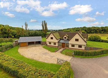 Thumbnail 5 bed detached house for sale in Two Acre Farm, Anstey, Nr Buntingford