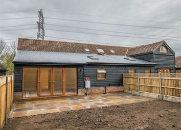 Thumbnail 3 bed mews house for sale in Debden Green, Saffron Walden, Essex