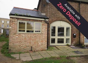 Thumbnail 1 bedroom semi-detached house to rent in Somers Road, Wisbech