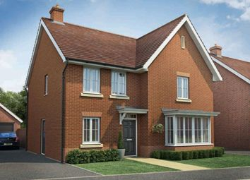 "Thumbnail 4 bedroom detached house for sale in ""Cambridge"" at Gold Furlong, Marston Moretaine, Bedford"
