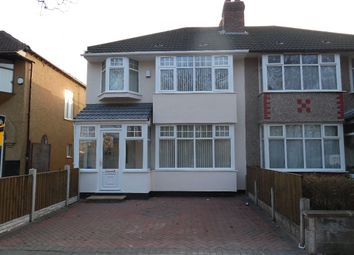 Thumbnail 3 bed semi-detached house for sale in Blackmoor Drive, Liverpool