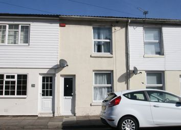 Thumbnail 2 bed terraced house to rent in Collingwood Road, Southsea