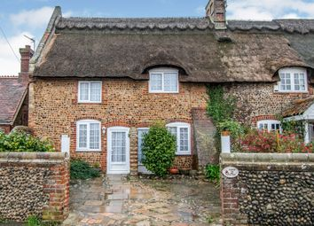 Thumbnail 3 bedroom cottage for sale in Keswick Road, Bacton, Norwich