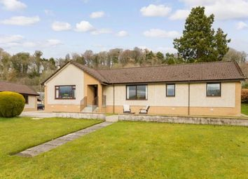Thumbnail 4 bed bungalow for sale in Crossford, Carluke, South Lanarkshire, United Kingdom