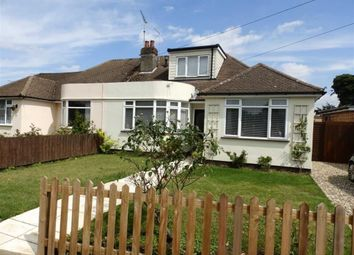 Thumbnail 4 bed semi-detached bungalow for sale in Melbourne Road, Ipswich, Suffolk
