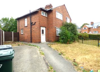 Thumbnail 3 bedroom semi-detached house for sale in Cambridge Street, Clifton, Rothrham