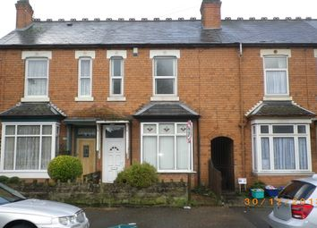 Thumbnail 2 bed terraced house to rent in Waterloo Road, Yardley
