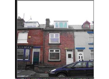Thumbnail 3 bedroom terraced house to rent in 26 Rushdale Road, Sheffield, South Yorkshire