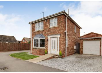 Thumbnail 3 bed detached house for sale in Auction Close, Burstwick