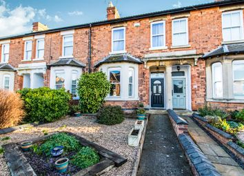 Thumbnail 3 bedroom terraced house for sale in Dudley Road, Grantham