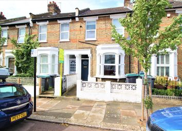 Thumbnail 2 bed terraced house to rent in Clinton Road, London