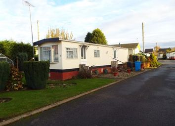 Thumbnail 2 bed mobile/park home for sale in Star Mobile Home Park, Coven, Wolverhampton, Staffordshire