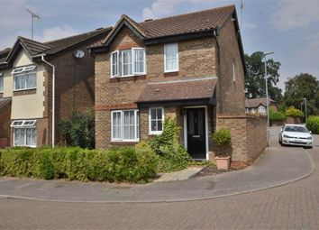 Thumbnail 3 bed detached house for sale in Grenville Way, Shephalbury Park, Stevenage, Herts