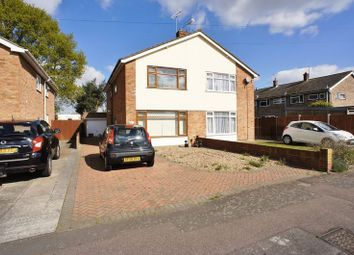 Thumbnail 3 bed semi-detached house for sale in Cox Road, Alresford, Colchester