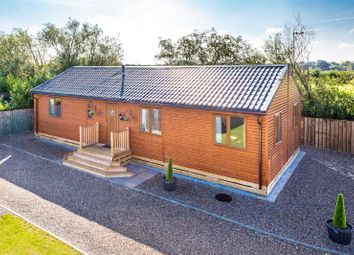 Thumbnail 2 bed detached bungalow for sale in Vale Of York, Sheriff Hutton Road, Strensall, York