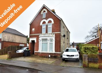 Thumbnail 2 bed flat to rent in Palmyra Road, Gosport