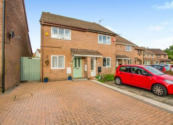 Thumbnail 2 bed end terrace house for sale in Amberley Close, Pontprennau, Cardiff