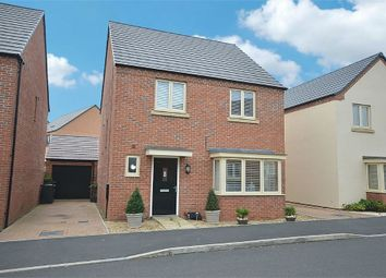 Thumbnail 4 bed detached house for sale in Howarth Way, Duston, Northampton